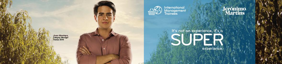 Program International Management Trainee